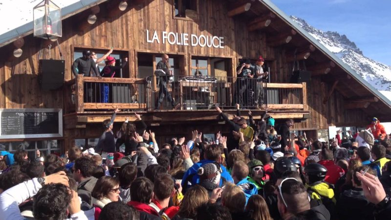 La Folie Douce - Val Thorens