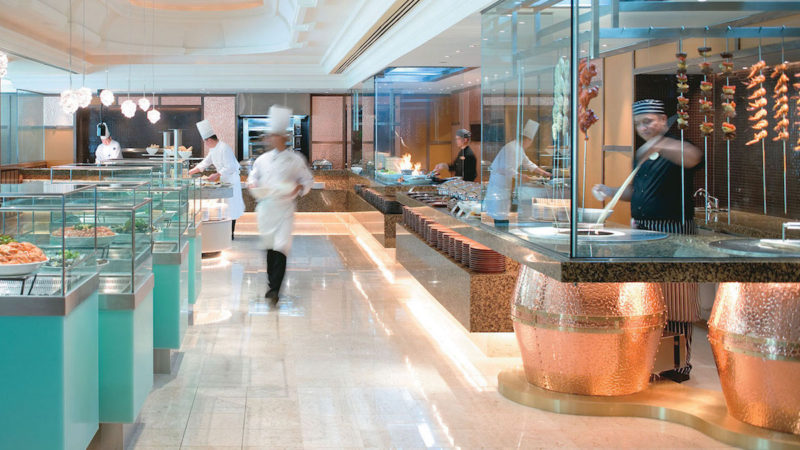 Melba restaurant - Picture by The Langham Melbourne