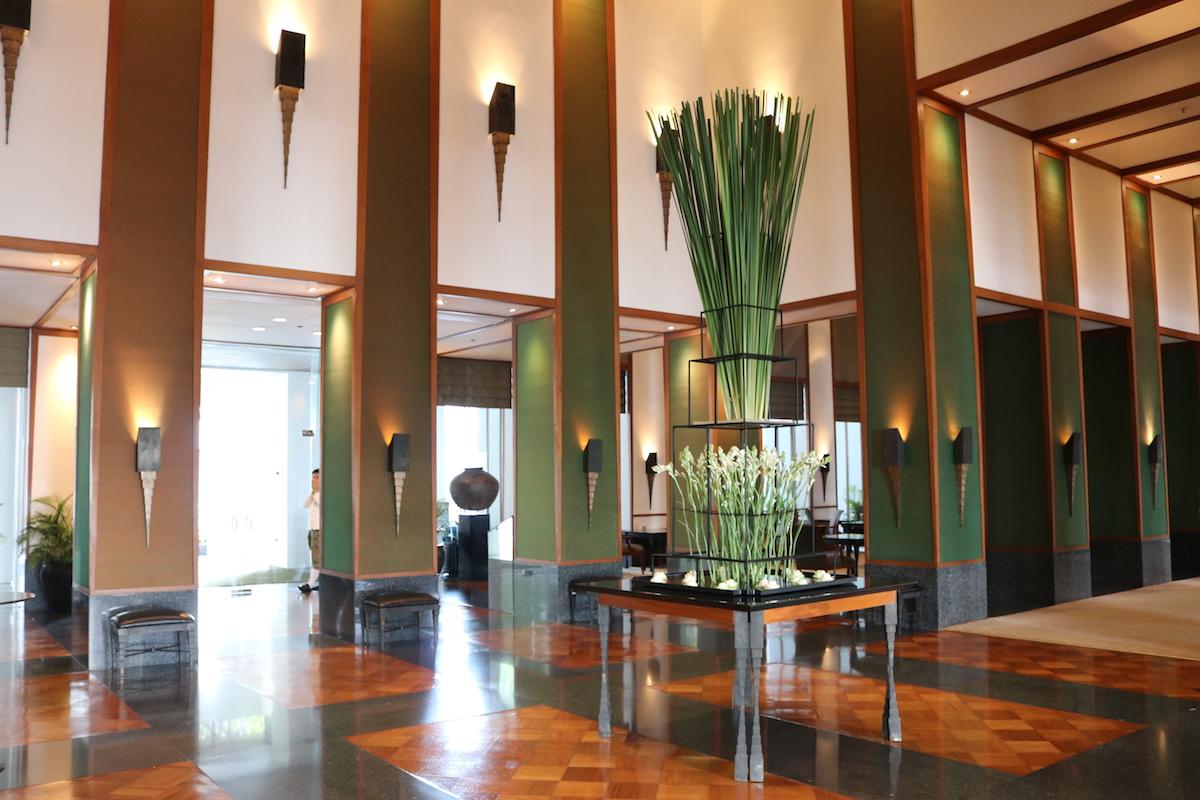 The Sukhothai - Lobby