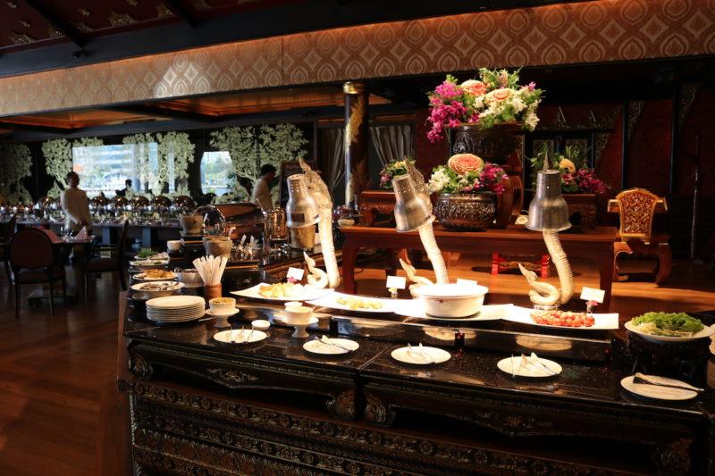 Thai restaurant Sala Rim Naam - Buffet lunch