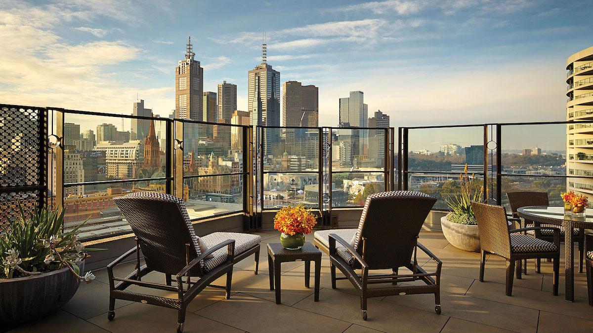 Executive Terrace Room - Terrace view
