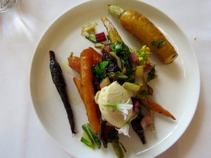 Lake house Daylesford - Restaurant Dish
