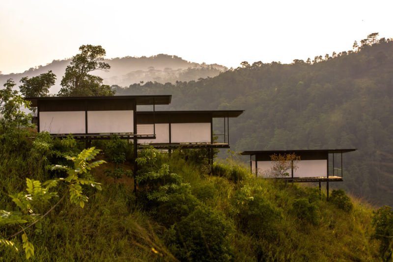 Hilltop ambalamas - Picture by resort