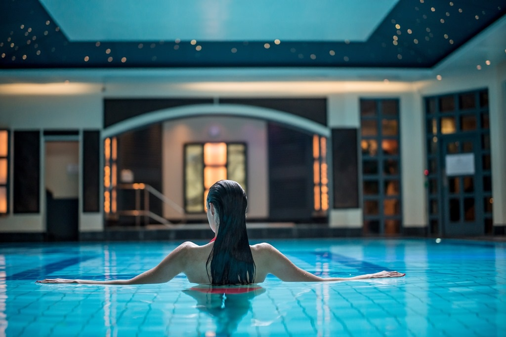 A Spa weekend at Careys Manor