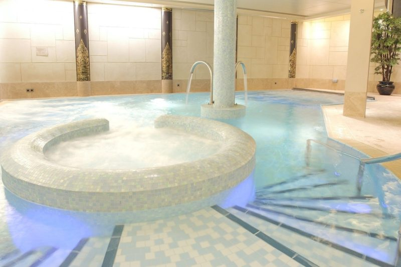 SenSpa hydrotherapy - Picture by wellbeingmagazine
