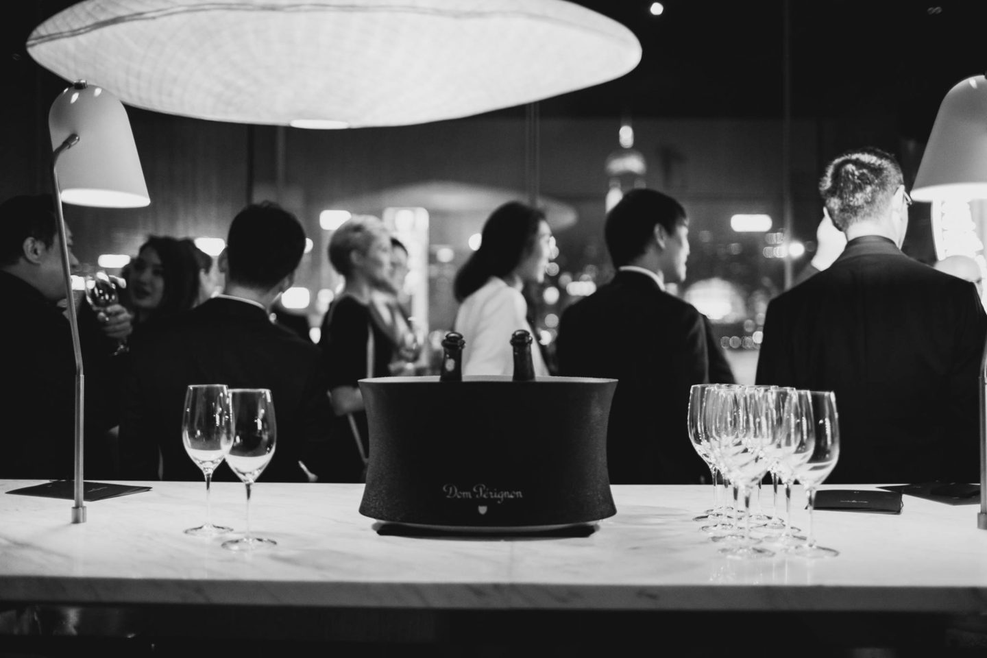 Dom Perignon x Alain Ducasse event in Hong Kong – Picture by DP