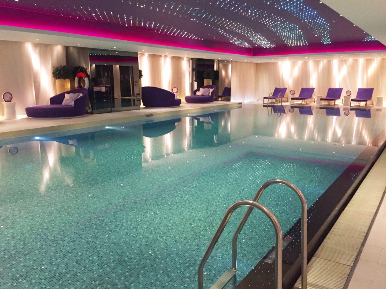 MiraSpa Hong Kong - Swimming pool