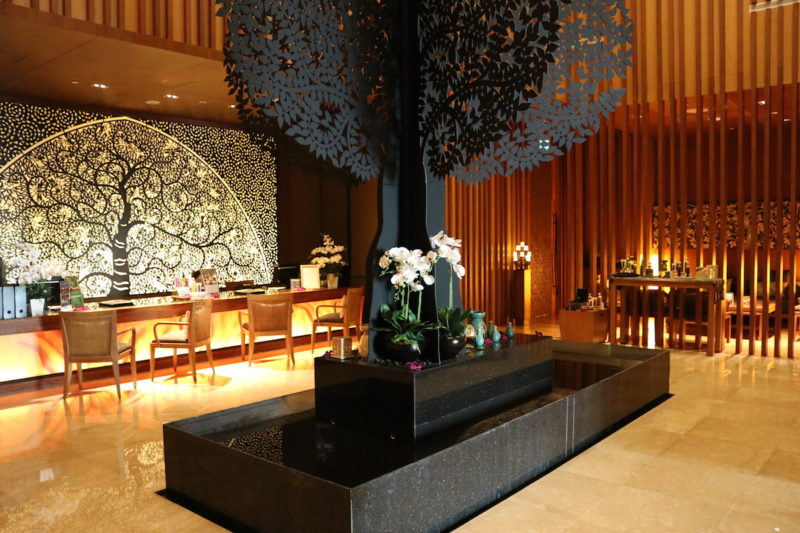 Discovering Banyan Tree Spa at Marina Bay Sands