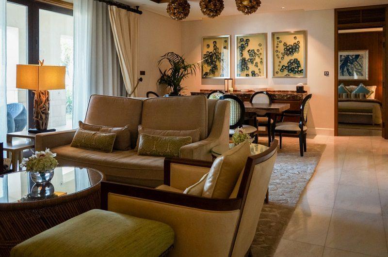 St Regis Saadiyat Accommodation - Picture from Stanislav71/Shutterstock.com