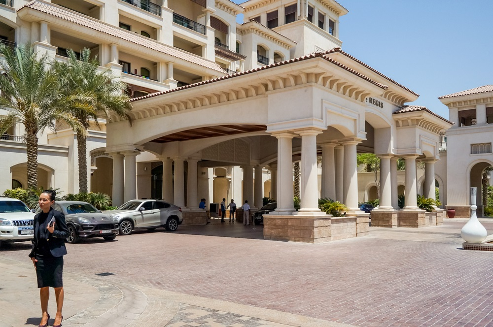 St Regis Saadiyat Island Resort : When Tradition Meets Luxury