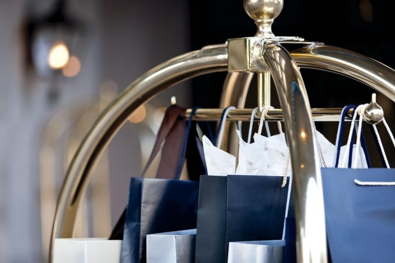 Personal Shopping service - Picture by Ritz-Carlton