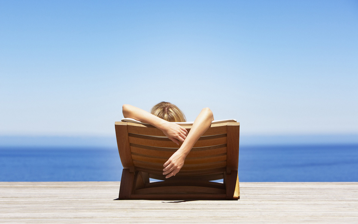 Relaxation - Picture by Pura Botanica