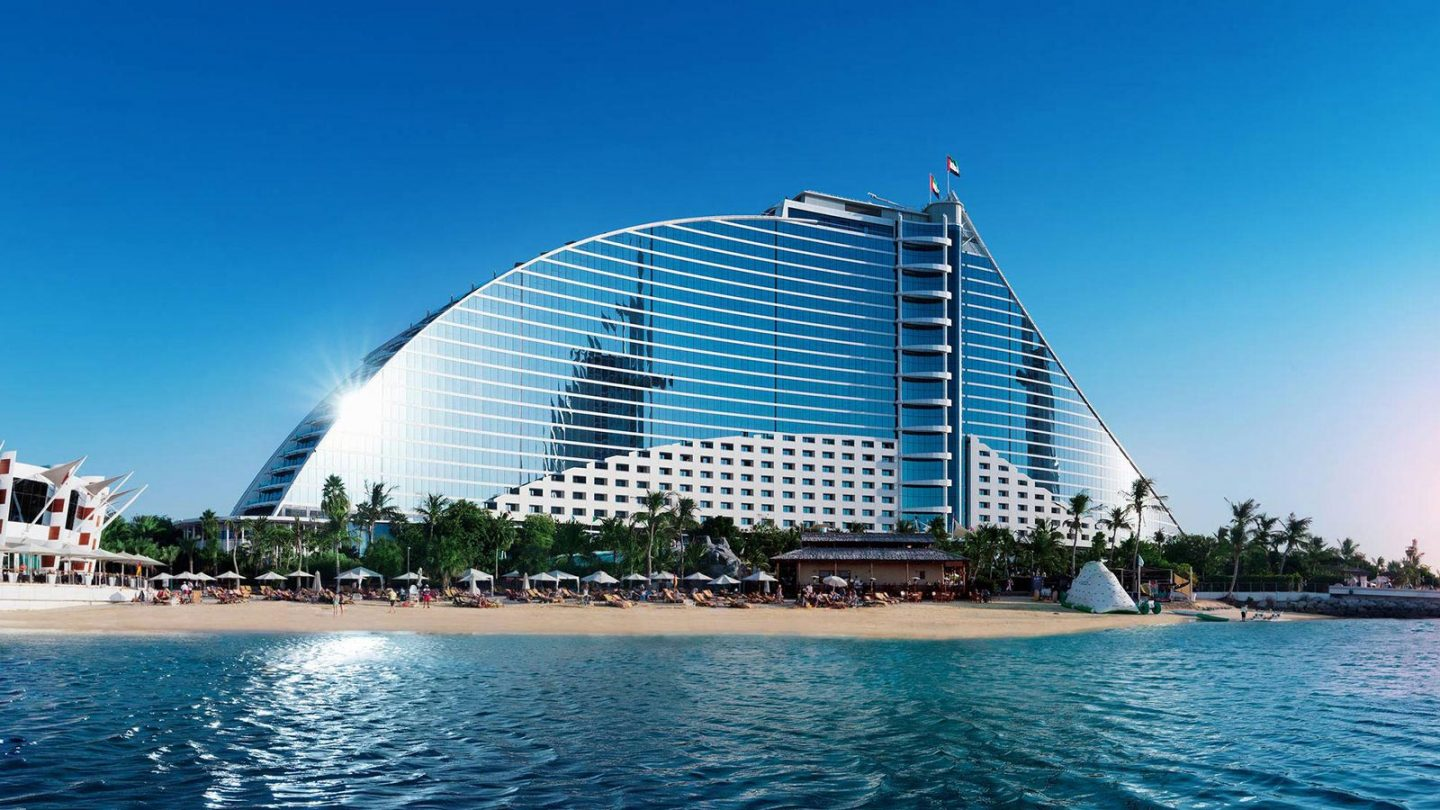 Jumeirah Beach Hotel: A Five-Star Family Resort