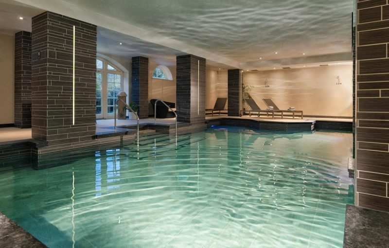 Priory Hotel & Spa indoor pool