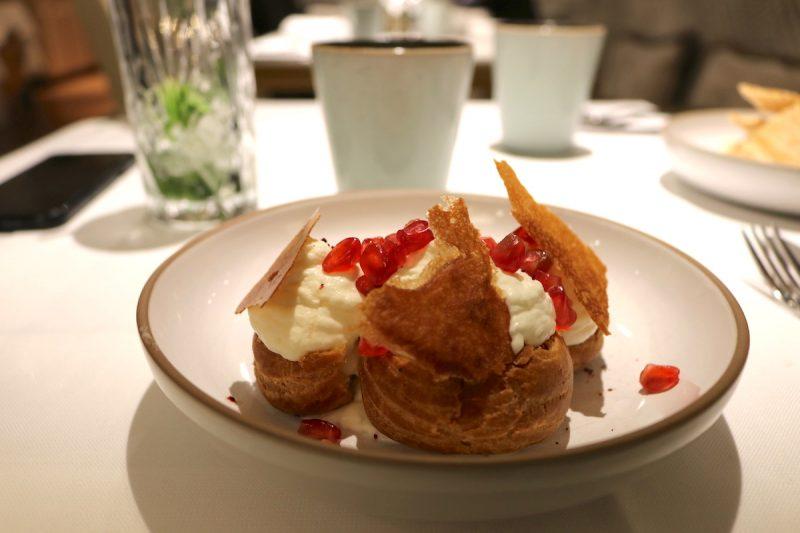 Cléo Restaurant dessert