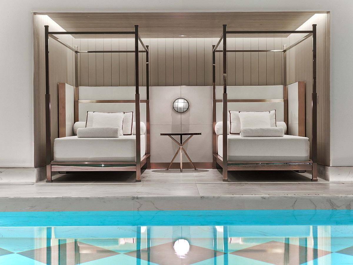 Spa La Mer at Baccarat Hotel New York