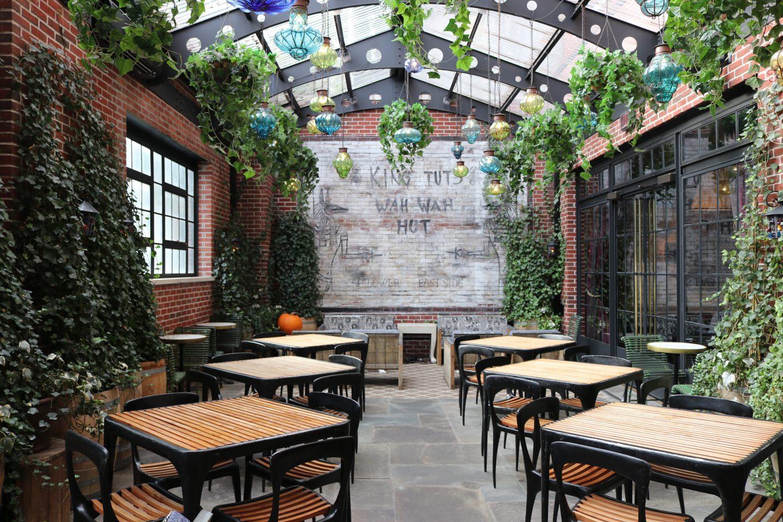 The Ludlow - Lobby bar