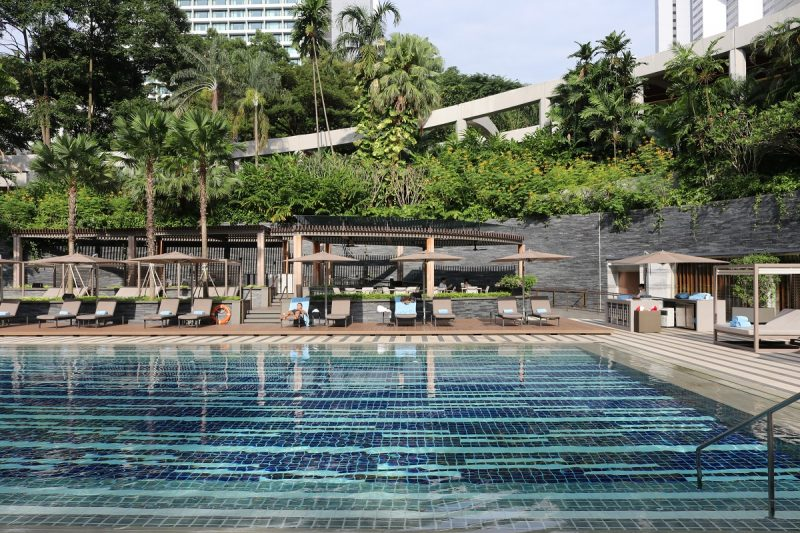 Ritz Carlton Singapore One Night Only The Luxe Insider