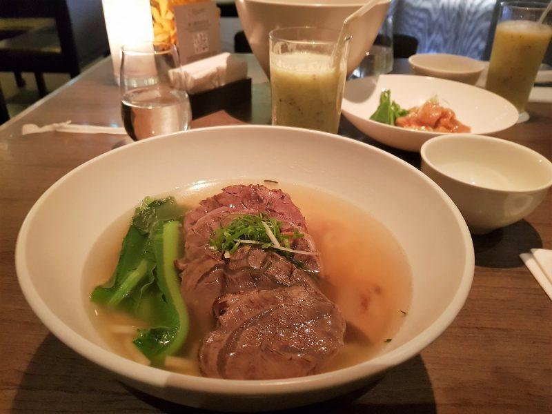 Azie Restaurant - Beef Noodles