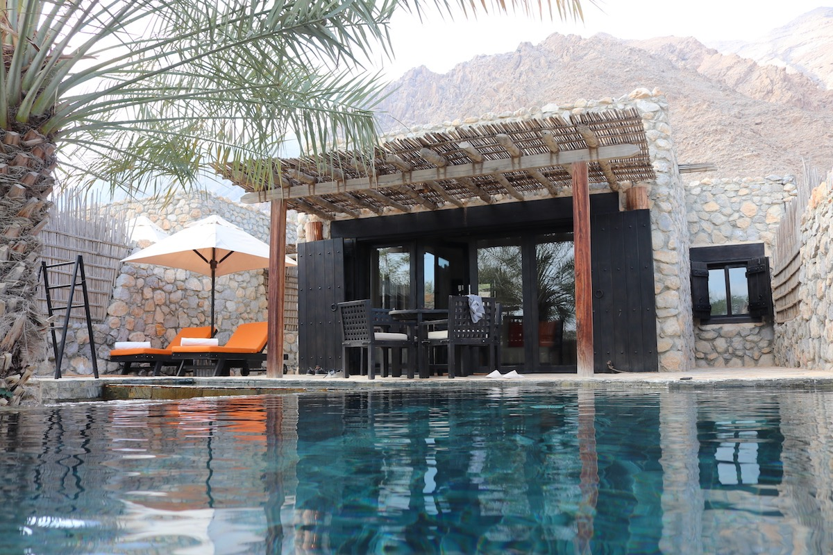Six Senses Zighy Bay, A Luxury Resort Off-World