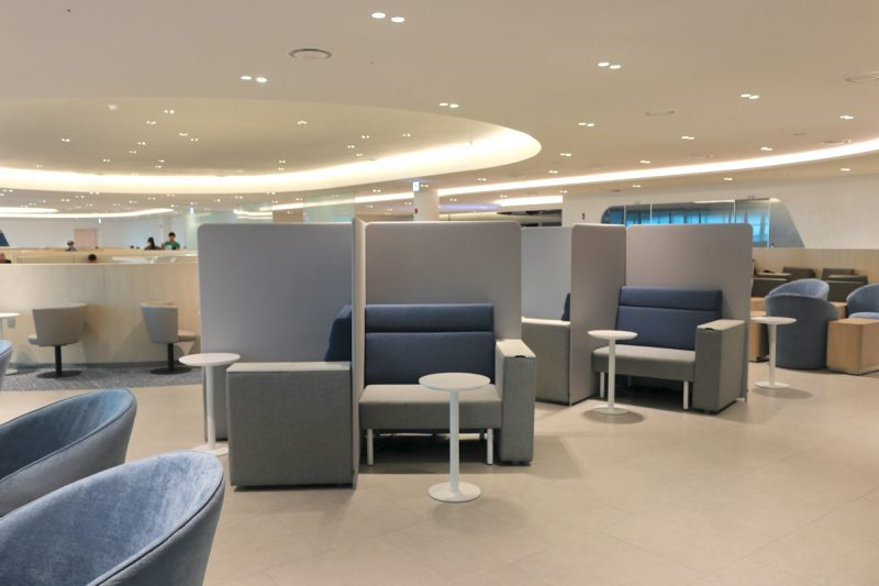 Korean Air Prestige Class lounge