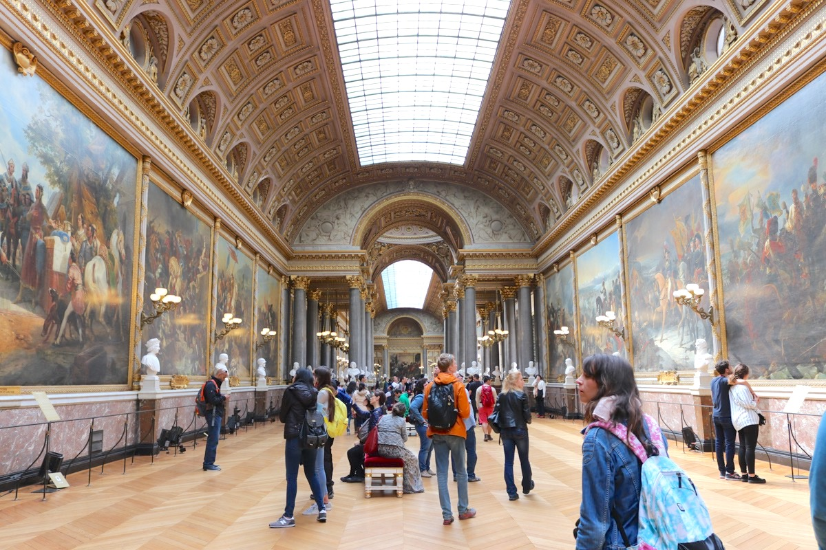 A Royal Tour At The Palace of Versailles | The Luxe Insider