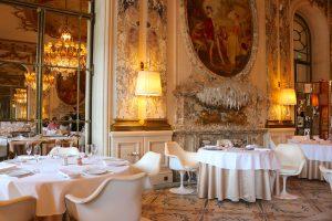 Le Meurice by Alain Ducasse restaurant