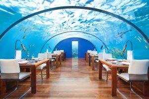 Ithaa restaurant