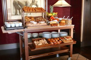 Le Loti restaurant - Breakfast buffet