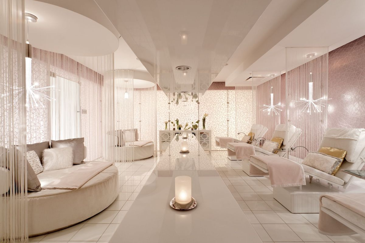 Ritz-Carlton Spa