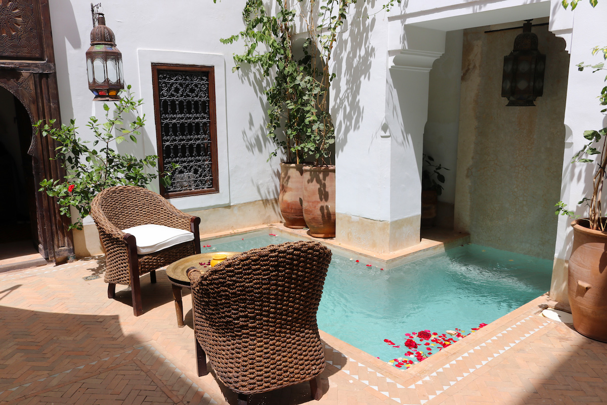 Dar Shariq, Our Exclusive Riad in Marrakech For A Week