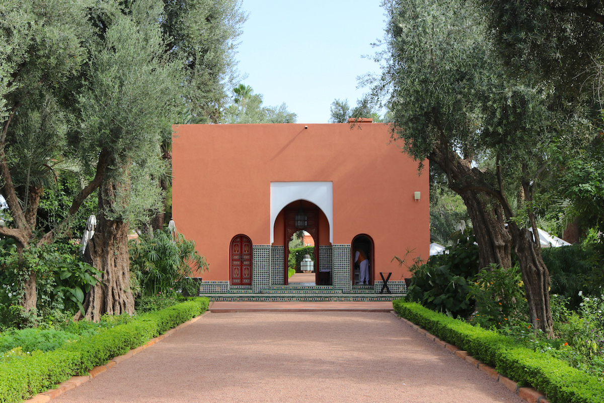 Experiencing A Moroccan Spa Day At La Mamounia