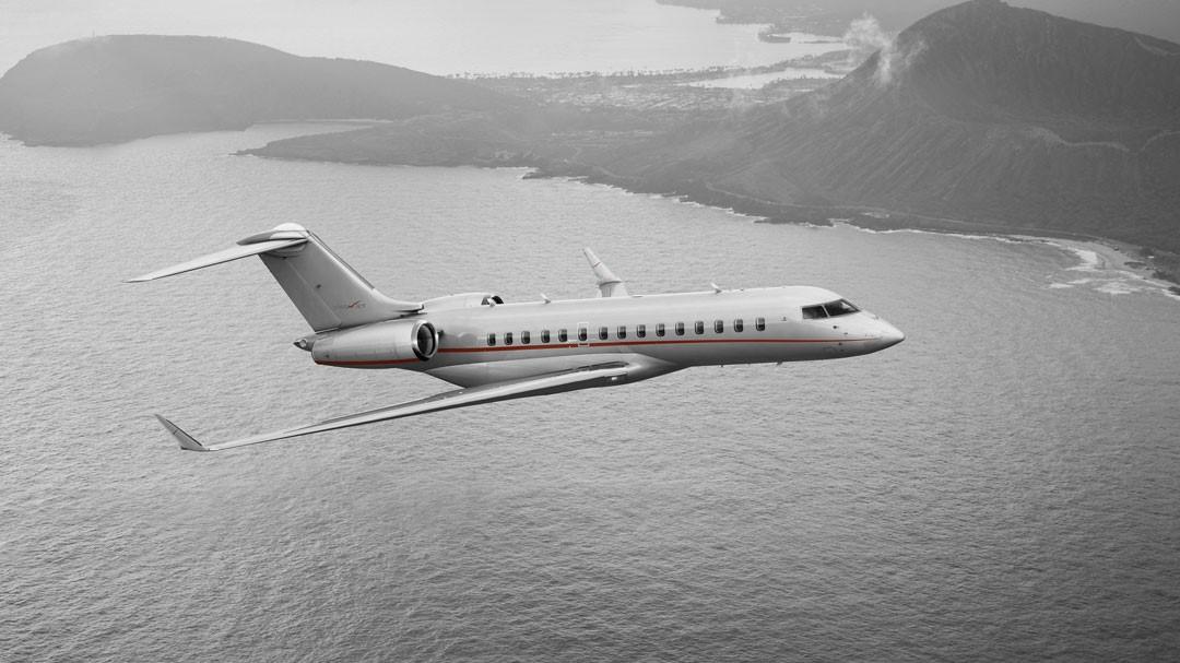 Vistajet - Jet Challenger 850