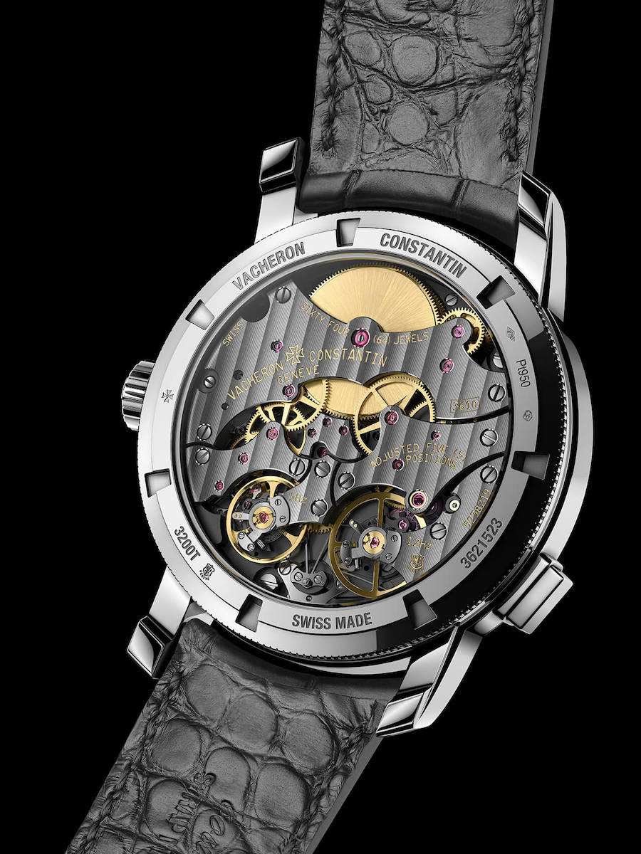 Vacheron Constantin Traditionnelle Twin Beat Perpetual
