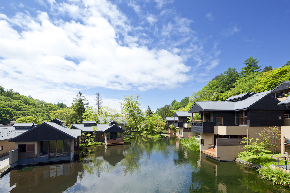 Spoiling The Senses Across Japan