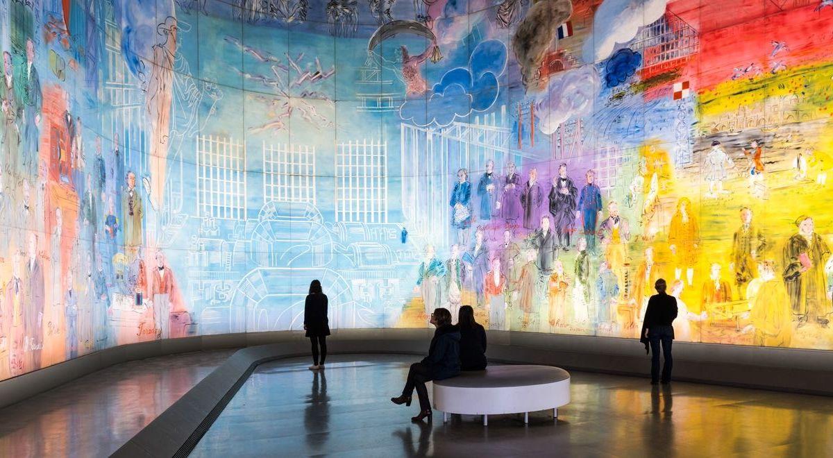 Paris Modern Art Museum