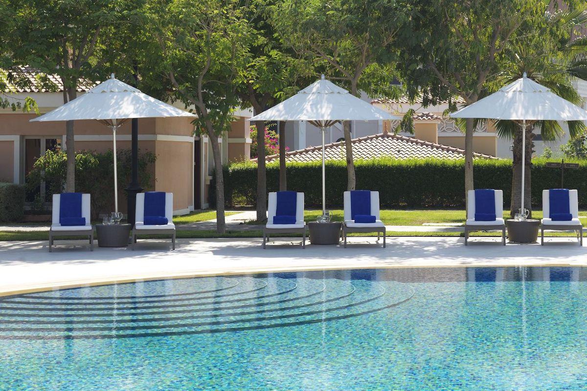 Summer Time At Ritz-Carlton Abu Dhabi