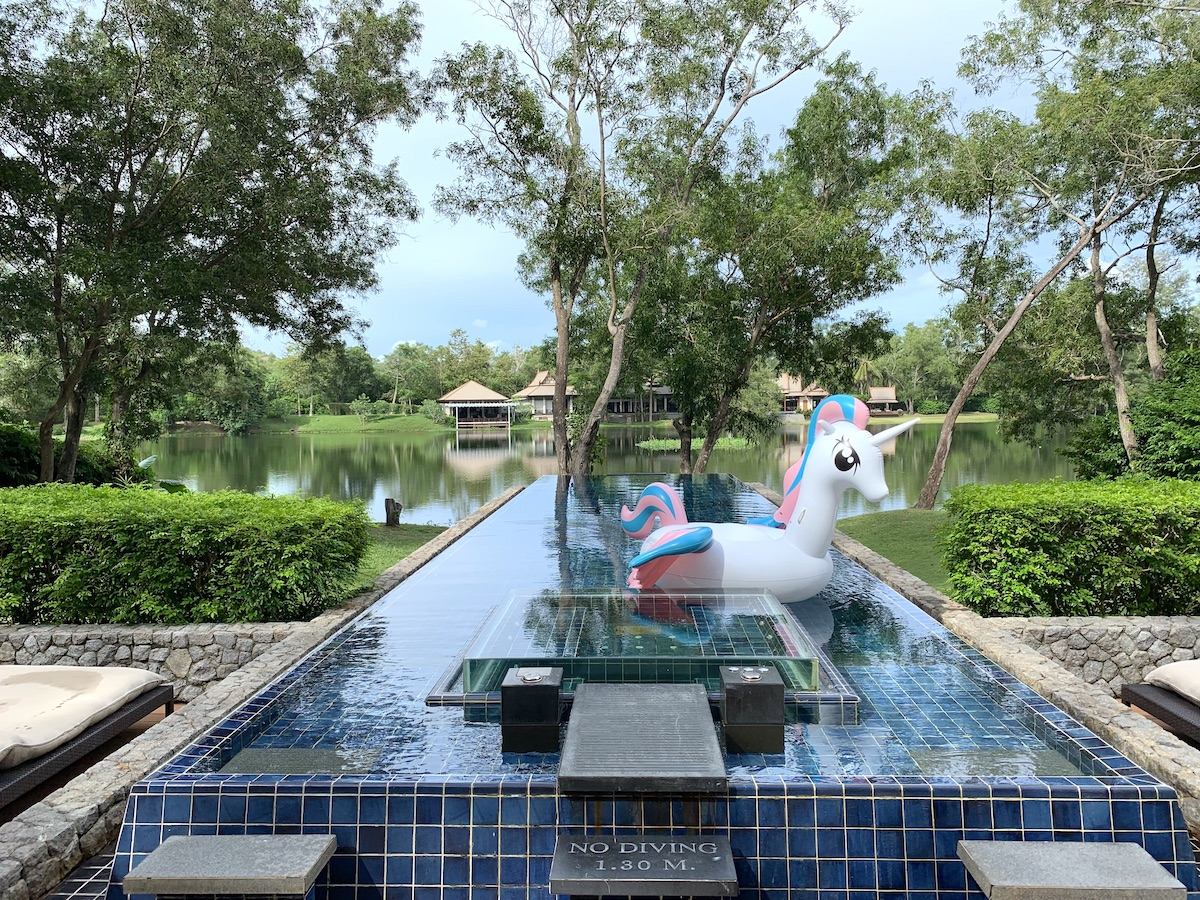 A Week In A DoublePool Villa By Banyan Tree Phuket