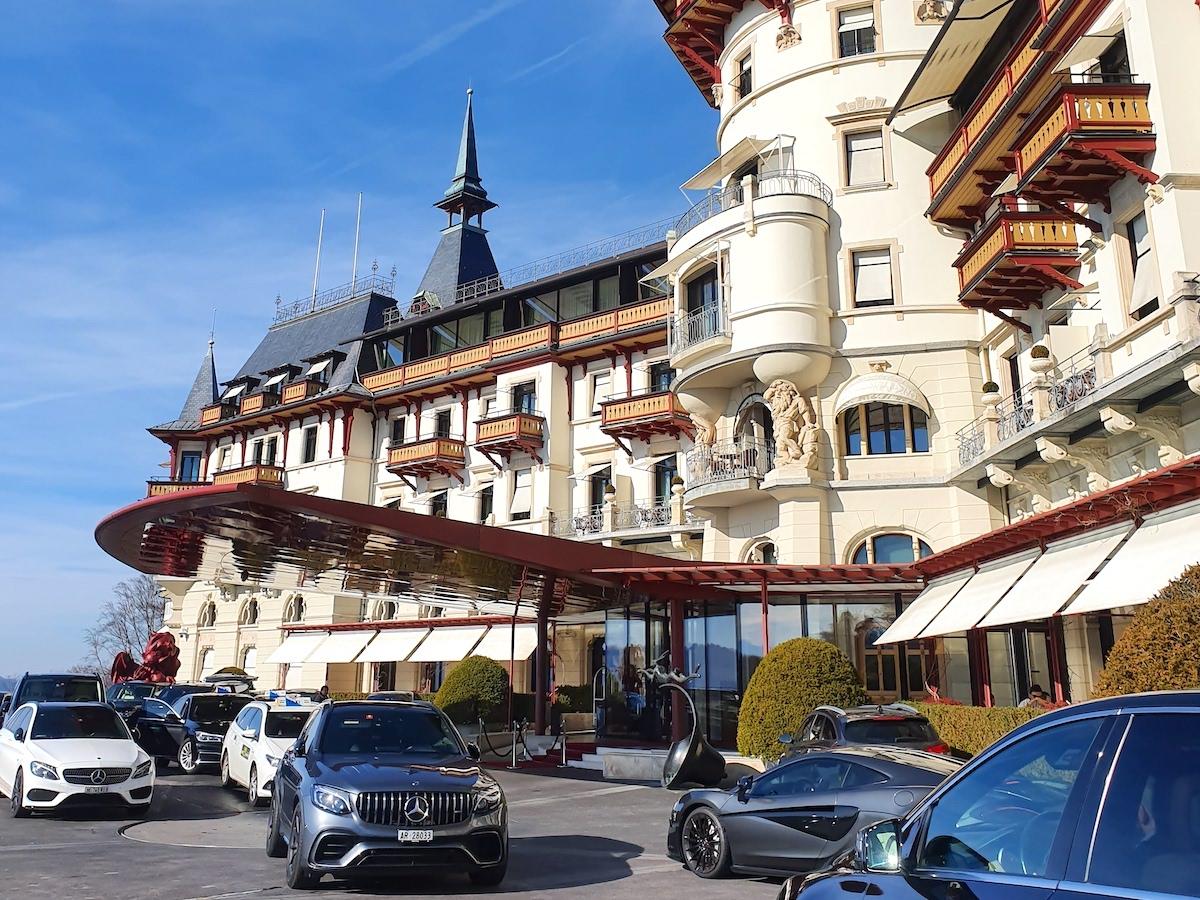 Unforgettable Stay At The Dolder Grand, Zurich