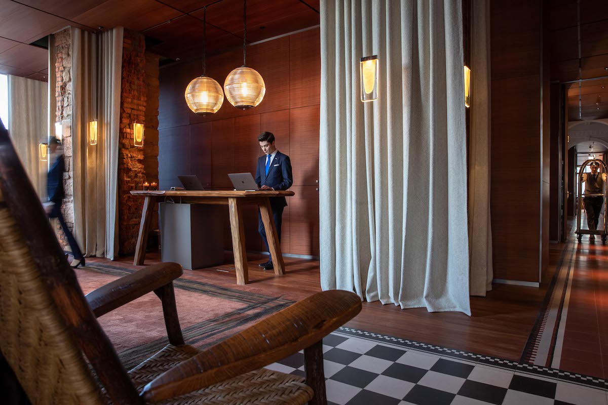 La Réserve Eden Au Lac, The New Five-Star Boutique Hotel in Zurich