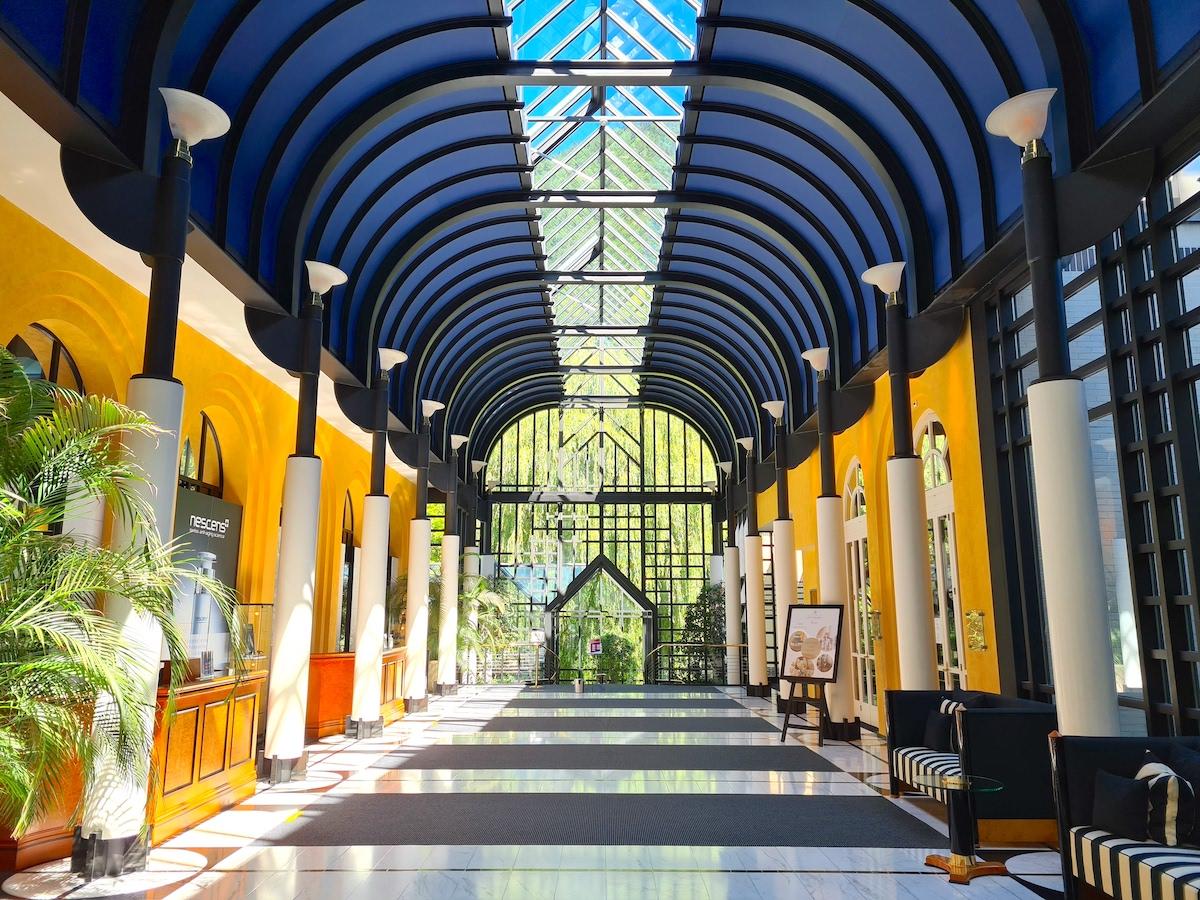 A Weekend At Victoria Jungfrau Grand Hotel & Spa