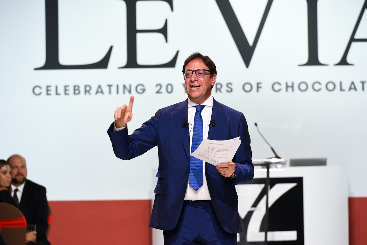 A Talk With: Eddie Le Vian, CEO Of The Eponym Jewelry Brand