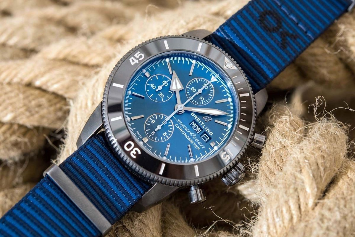 The 3 Best Watches From the Breitling Range