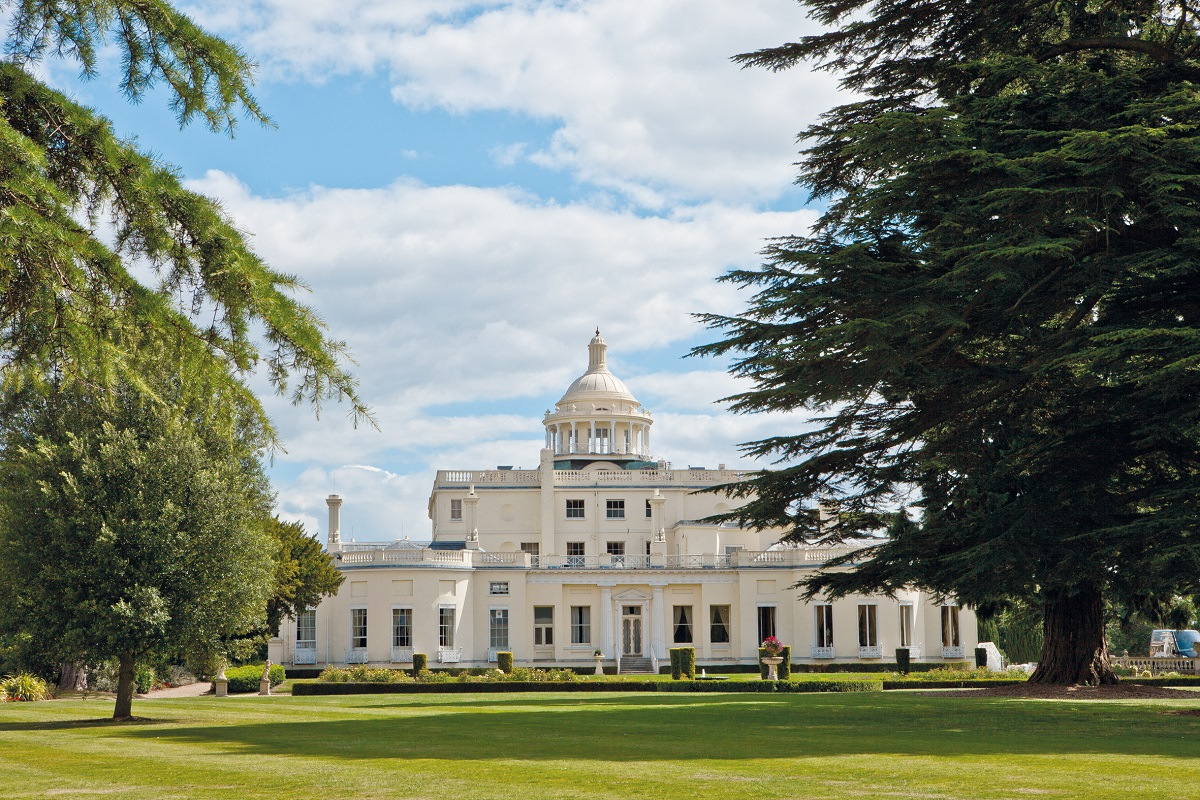 Stoke Park, The Hollywood of the UK