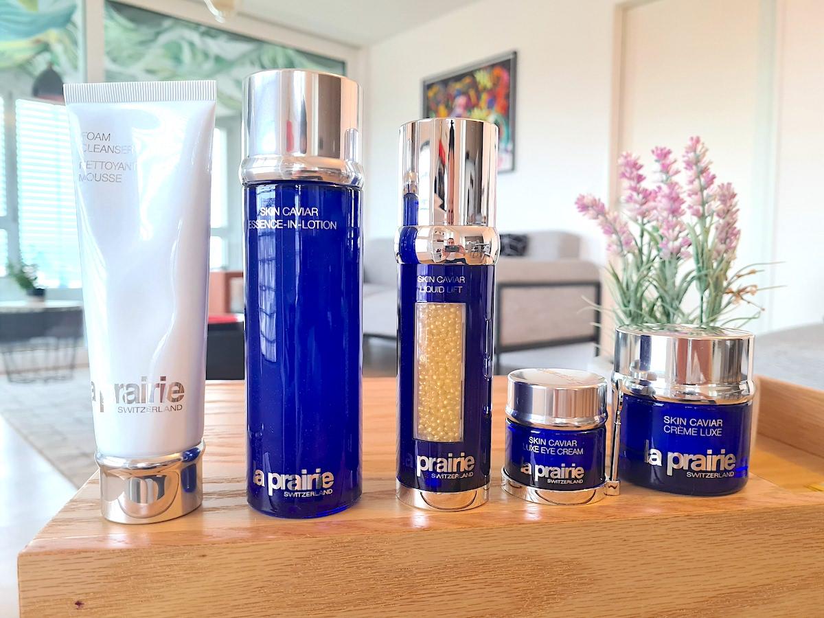Starting A New Skincare Ritual With La Prairie Skin Caviar