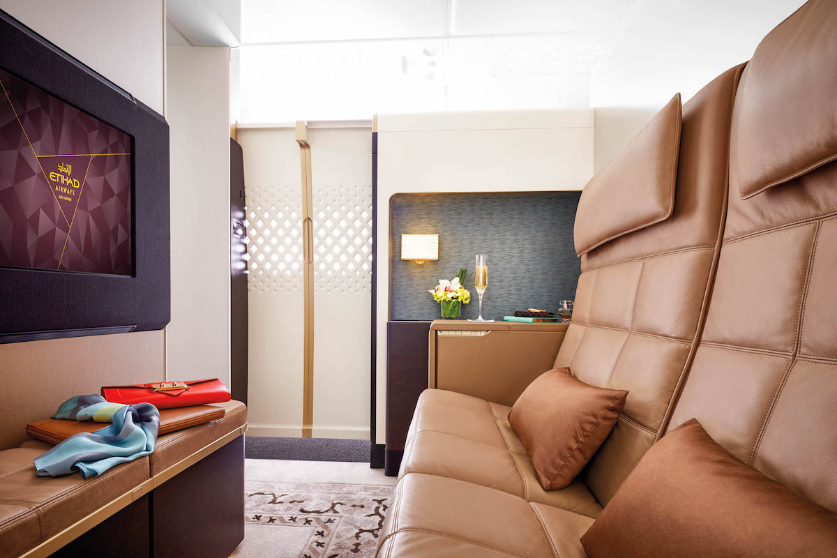 6 of The World's Most Amazing First Class Airlines