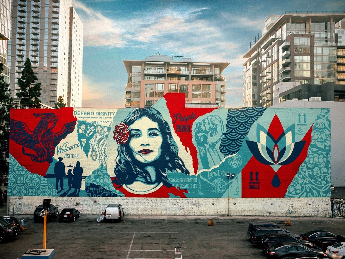 Urban Art: 5 Street Artists You Should Know