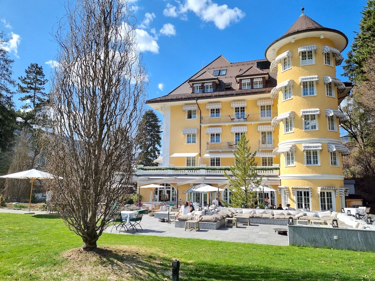 A Memorable Experience At Le Grand Bellevue In Gstaad