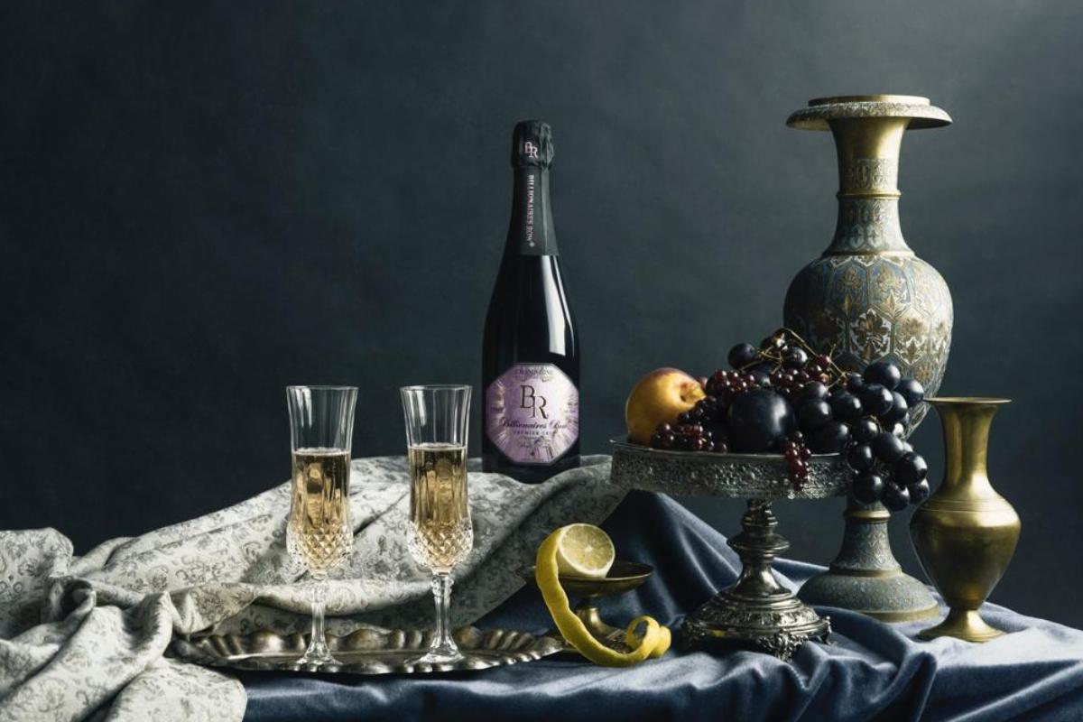champagne reserve bar
