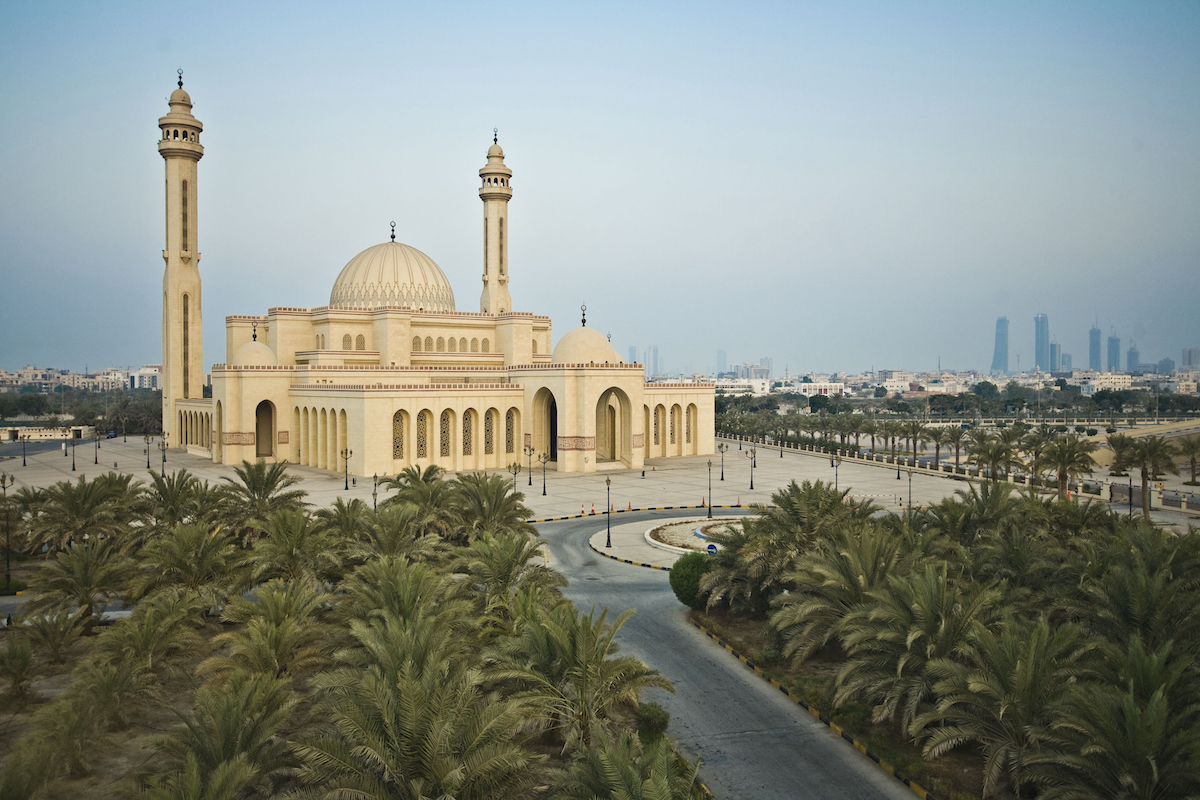 Bahrain mosquee